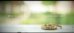 What is your video style and storytelling approach?
