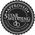 5 star wedding official supplier